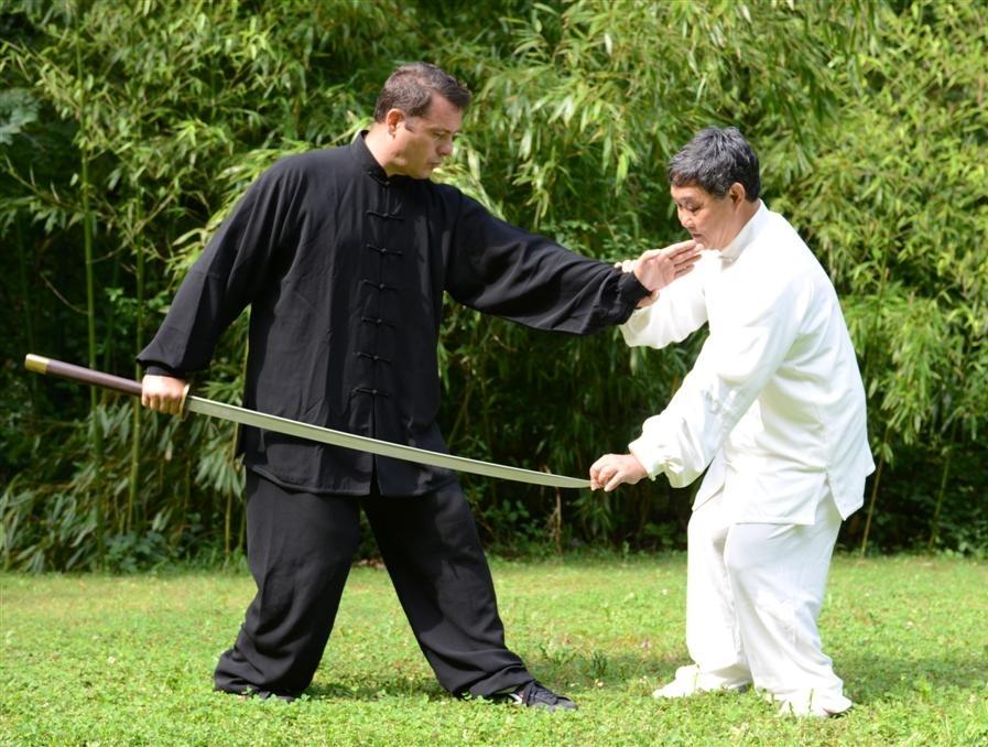 Taiji Quan Taichi Chuan Chen Style