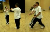 Video clips Tuishou lessons in Grenoble